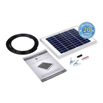 10 Watt PV Logic Panel Kit (STP010)