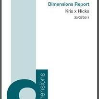 Dimensions Personality Report