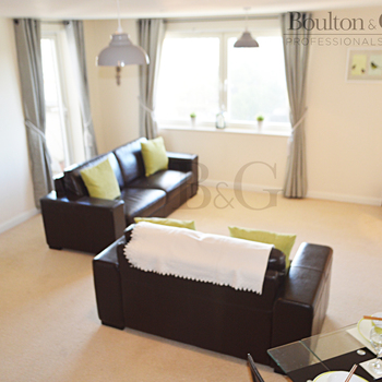 2 Bedroom duplex apartment, Century Wharf, Cardiff Bay