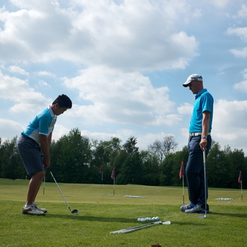 Sam Truman 'Golf Coaching' (package)