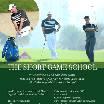 The Short-Game School