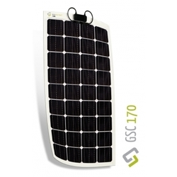 170 Watt Flexible Mononocrystalline Panel (GSC170)