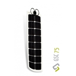 75 Watt Flexible Monocrystalline Panel (GSC75)