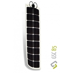 85 Watt Flexible Monocrystalline Panel (GSC85)