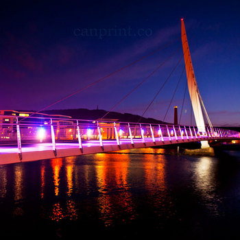 Sail Bridge Swansea