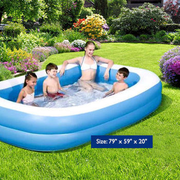 Rectangular Kids' Pool