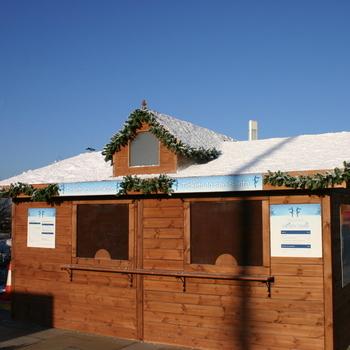 Santa's Hut
