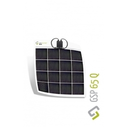 65 Watt Flexible Polycrystalline Panel (GSP65Q)