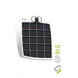 80 Watt Flexible Polycrystalline Panel (GSP80Q)