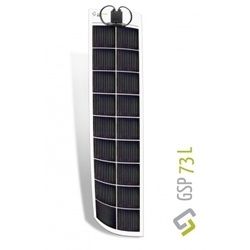 73 Watt Flexible Polycrystalline Panel (GSP73L)
