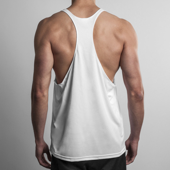 Lick Light Vest - White