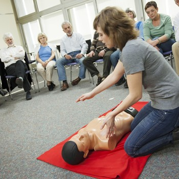 First Aid At Work 2 Day Refresher Training Course