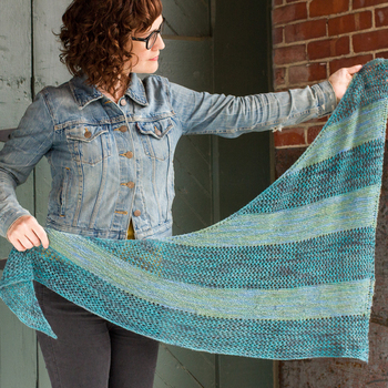 Vianette Shawl (Findley Dappled)