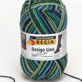 Regia Design Line 4 Ply Kaffe Fassett