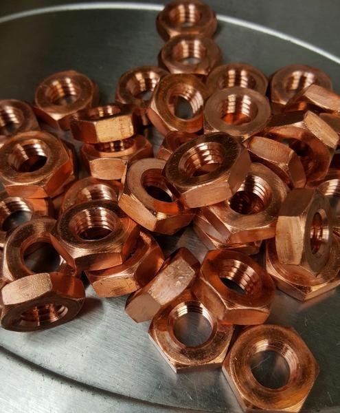 Copper Nuts!