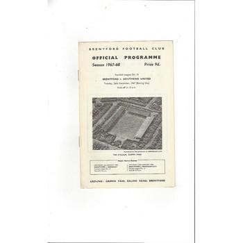 Southend United Away Football Programmes