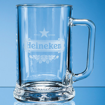 Straight Sided Beer Tankard 0.29ltr
