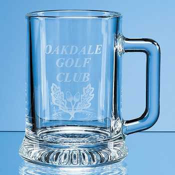 Straight Sided Beer Tankard 0.7ltr