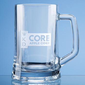 Large Plain Straight Sided Tankard 0.67ltr