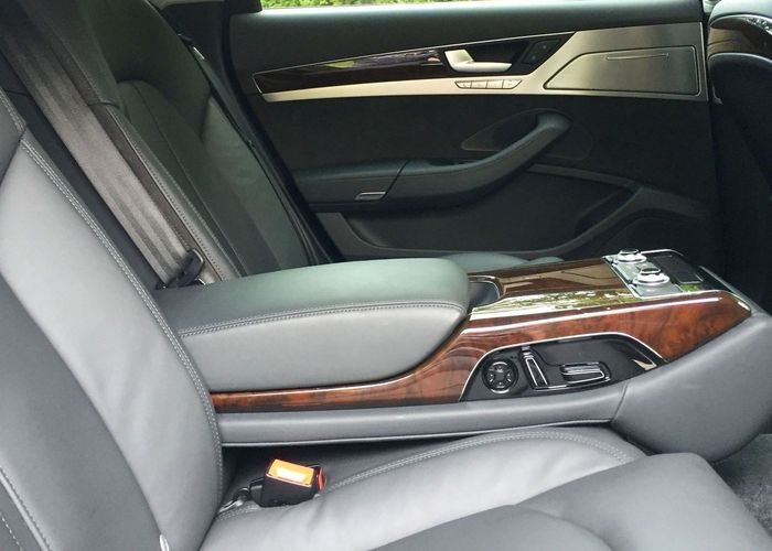 Leatherhead Chauffeur Car Interior