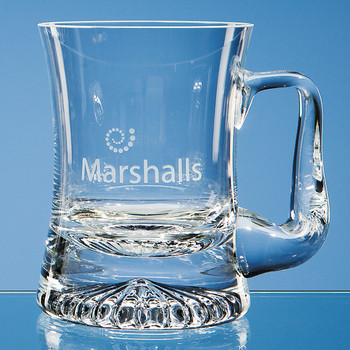 Curved Star Based Tankard 0.255ltr