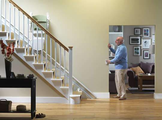 Calderdale Stairlifts Ltd - Straight Stairlift