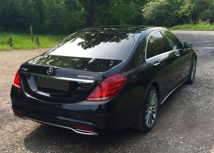 Chauffeur Car in Leatherhead