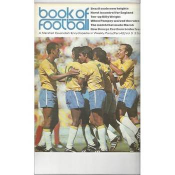 Book of Football Marshall Cavendish 1972 Part 42