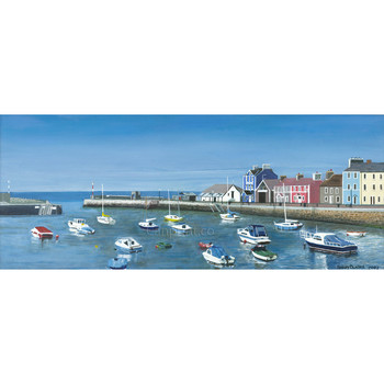 The Harbour at Aberaeron