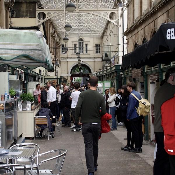 Food Tour St Nicholas Market