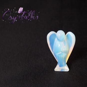 Opalite (50mm) Angel