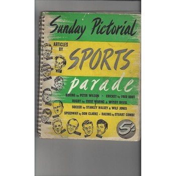 Sunday Pictorial Sports Parade 1950
