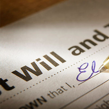 Divorce Will