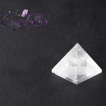 Quartz - Clear Pyramid