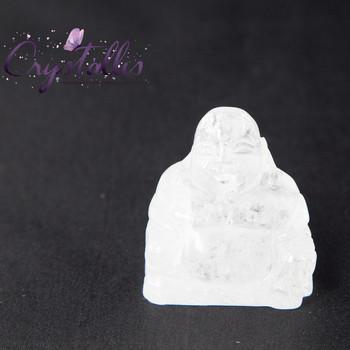 Quartz - Clear Buddha