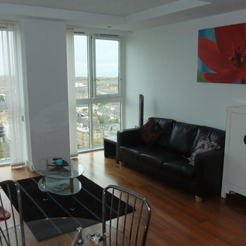 ADMIRAL HOUSE CARDIFF CITY CENTRE FURNISHED ONE BEDROOM APARTMENT
