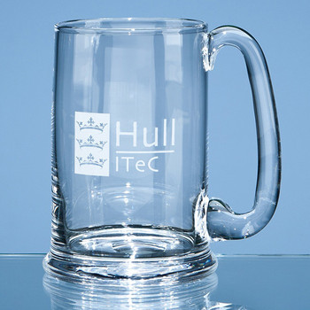 Dartington Crystal Real Ale Tankard 0.6ltr