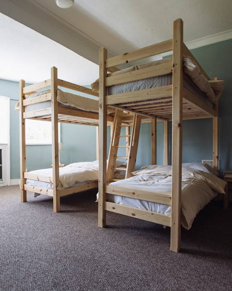Facilities, food and accommodation  - adult courses