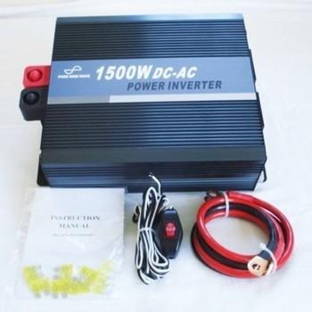 12V 1500W Pure Sine Wave