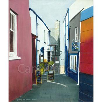 Quay Street Tenby