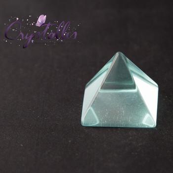 Obsidian - Blue Pyramid