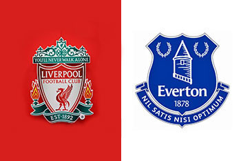 Premier league football back for Everton and Liverpool
