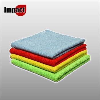 Exel Microfibre Supercloth, colour coded - Pk10