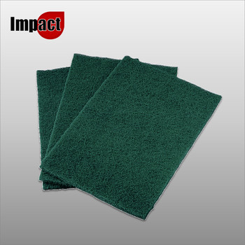 Scouring Pads, green - Pk10