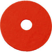 Red Rotary Floor Pads - Each