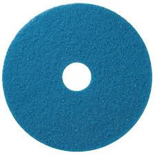 Blue Rotary Floor Pads - Each