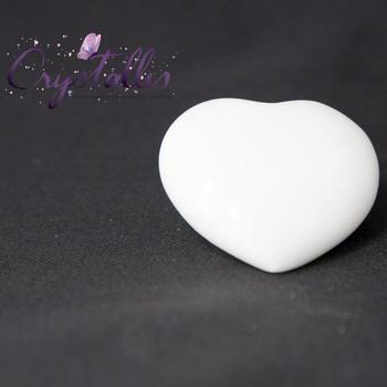 Jade - Milky Puff Heart