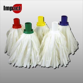 Mop Heads, disposable - push on fitting