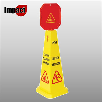 Wet Floor Sign - Cone