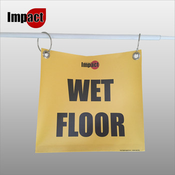 Wet Floor Sign, Hanging